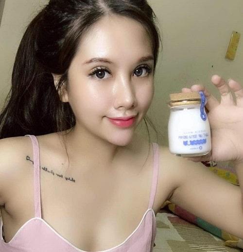 Kem dưỡng trắng Garsia Made Light Up Tofu Cream có tốt không-3
