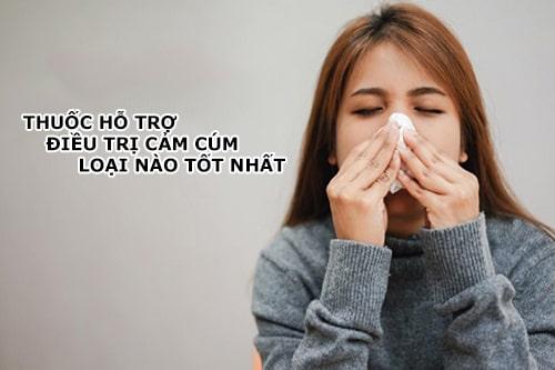 Thuốc hỗ trợ điều trị cảm cúm loại nào tốt nhất-1