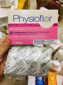 Review viên đặt phụ khoa pháp physioflor có tốt không từ chuyên gia 3