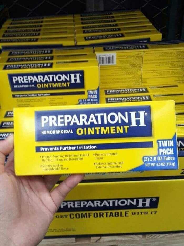 Thuốc preparation h có tốt không? Review chính xác từ chuyên gia