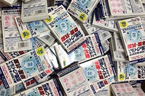 Thẻ đeo chống virus Clear Mask giá bao nhiêu-1