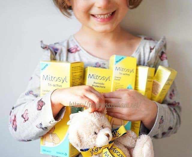 Kem trị thâm mitosyl review từ một số chị em trên facebook