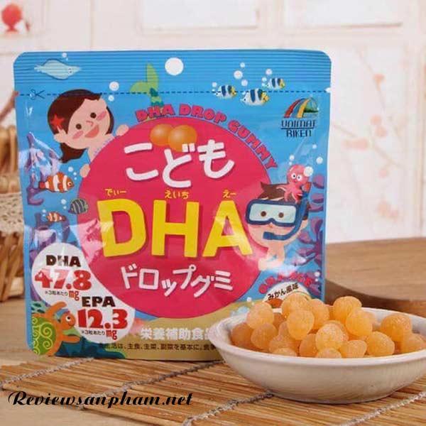 Review DHA cho bé của Nhật có tốt không + giá bán23