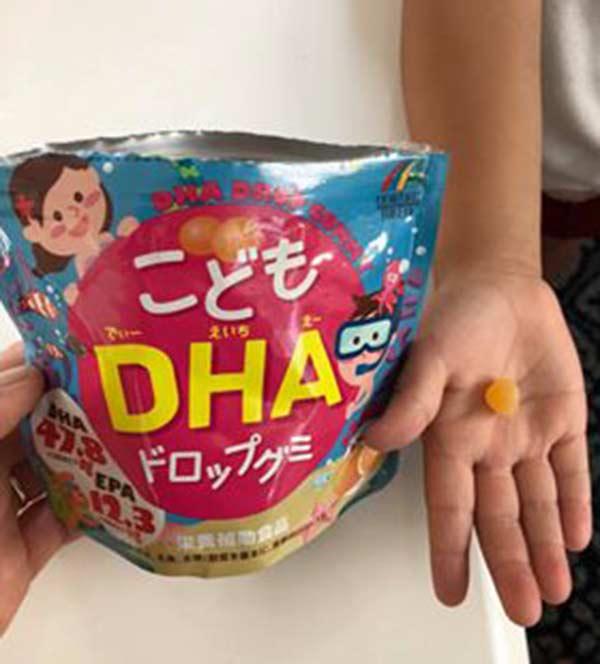 Review DHA cho bé của Nhật có tốt không + giá bán
