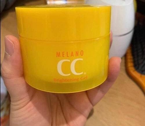 Kem dưỡng Melano CC Brightening Gel cách sử dụng như thế nào-1