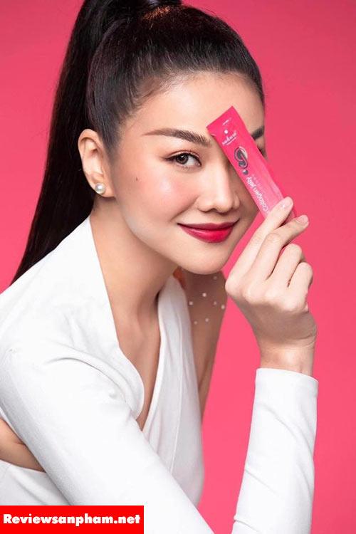 4.4 Thạch Collagen Dưỡng Nhan – Đẹp Da Sakura Premium Collagen Jelly