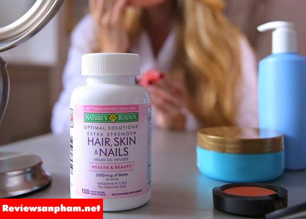 Công dụng của Thuốc Hair Skin & Nails là gì?