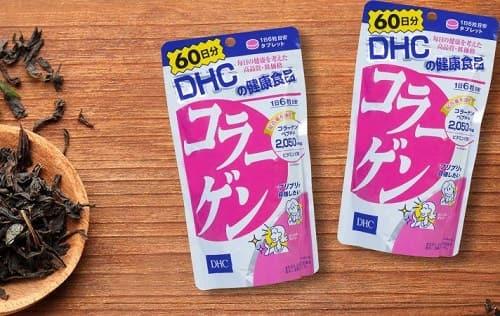 Viên uống collagen DHC có tốt không? Có thành phần là gì?-1