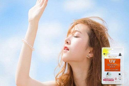 Viên uống chống nắng UV Fine có tốt không?-3