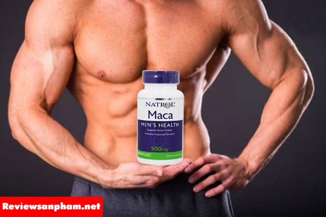 vien-uong-natrol-maca-mens-health-500mg-review