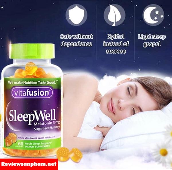 keo-deo-ngu-ngon-vitafusion-sleepwell-melatonin-3mg-cua-my1