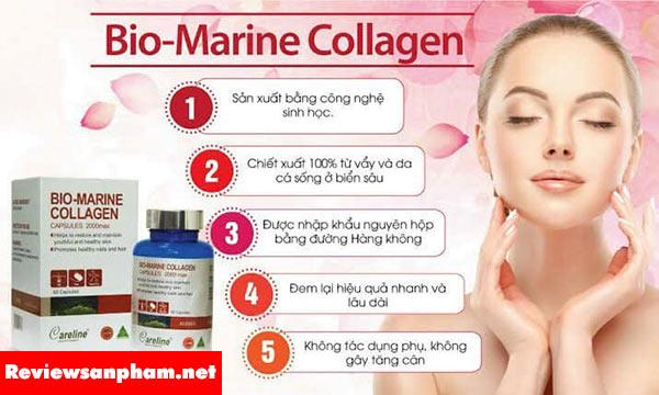 Viên uống đẹp da Bio Marine Collagen có tốt không?