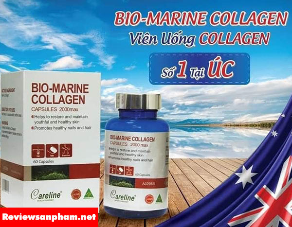 Viên uống bio-marine collagen reviews