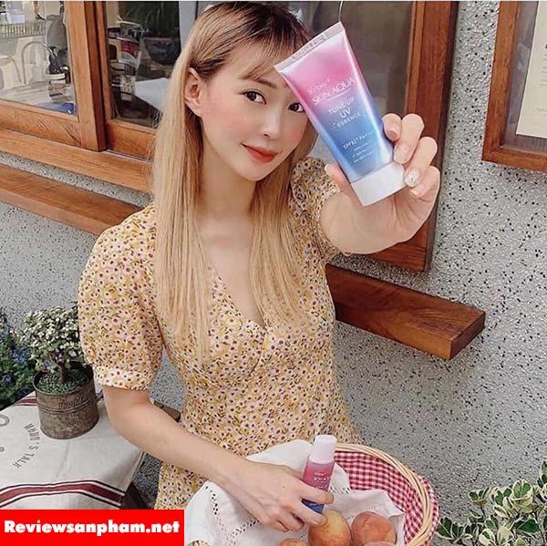 Kem chống nắng Skin Aqua của Nhật có hàng giả không?