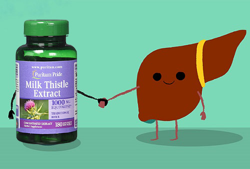 Milk Thistle Extract 1000mg có tốt không? Đây là thuốc gì?-3